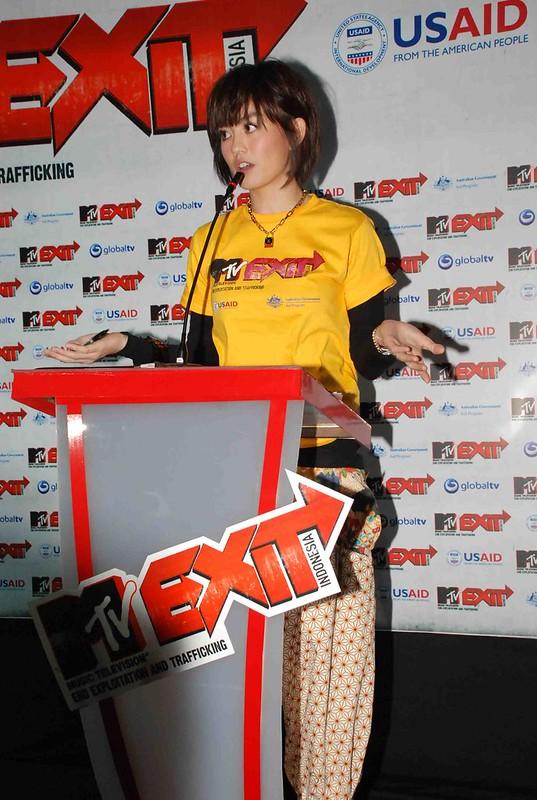 MTV EXIT Pres Conference