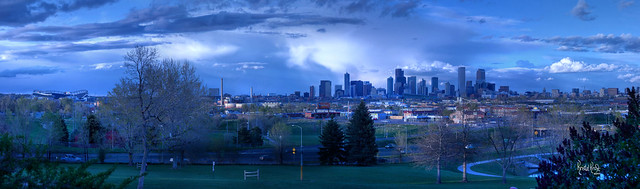 Nearly Dark Denver