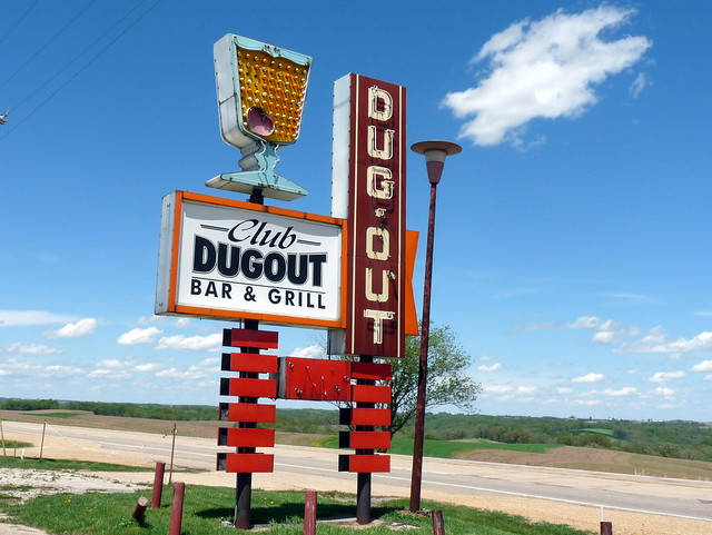 The Dugout Bar And Grill Oklahoma City