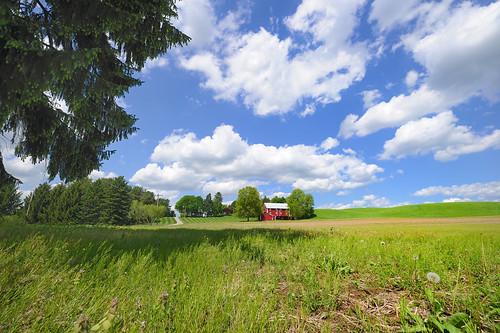 ohio barn rural landscape geotagged nikon farm country rustic d3s starkcountyohio nikkor1424f28 nikongp1