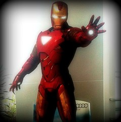iron man, superhero, red,