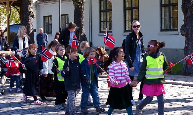 17. mai i Oslo - Nasjonaldagen feires med barnetog og god mat!