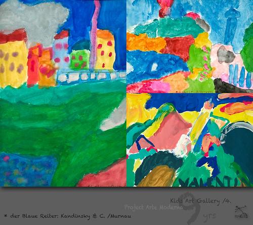 9 yrs) _4* der Blaue Reiter: Kandinsky & C. /Murnau by SeRGioSVoX