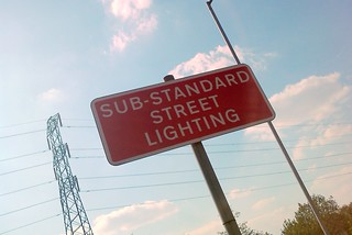 Sub Standard Lighting