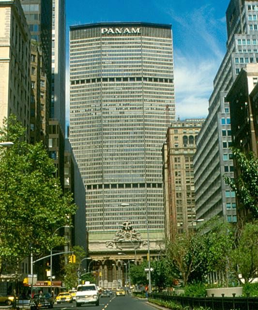 NewYork - Pan Am Building