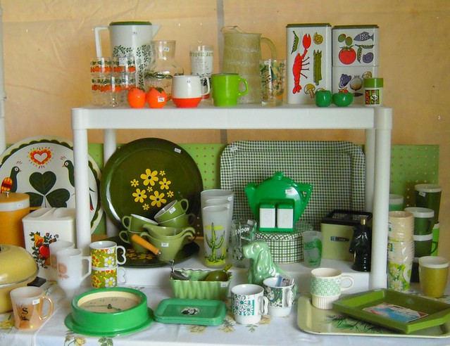 Wonderful Vintage Green Kitchen 500 x 385 · 150 kB · jpeg