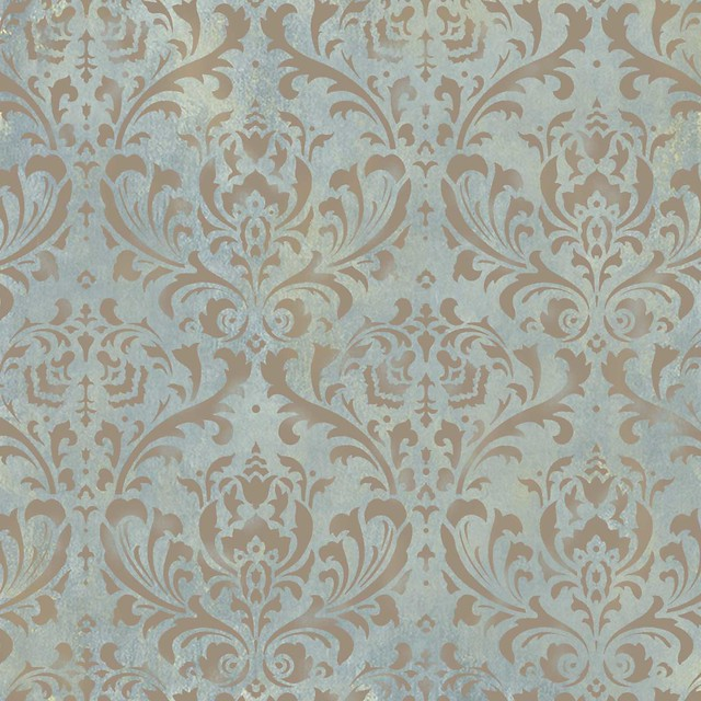 damask stencil for wall decor stencils by cutting edge stencils flickr photo