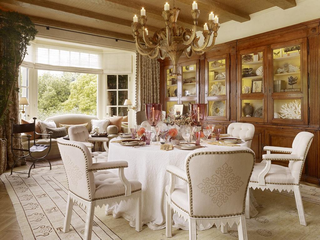 San francisco decorator showcase 2010 sfluxe for Showcase designs for dining room