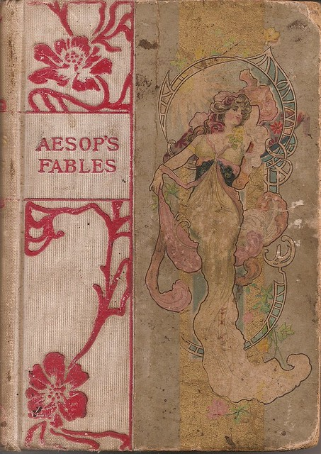 Header of Aesop's Fables