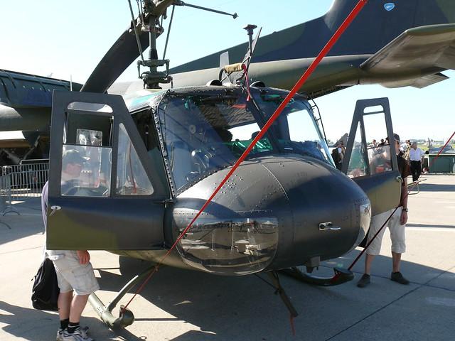 UH-1D: Front