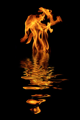 Iphone wallpaper cool - Fire Angel Uploaded For Iphone Wallpaper Group Flickr