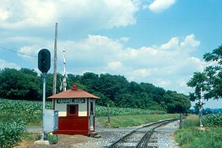 "Strasburg Rail Road - Cherry Hill ""Station"""