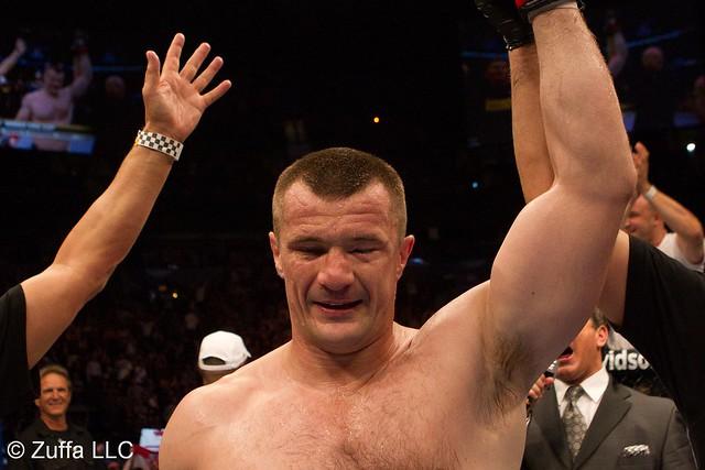 UFC 115: Mirko Cro-Cop Filipovic v Pat Barry