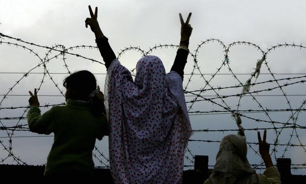 V for Victory, by Said Khatib