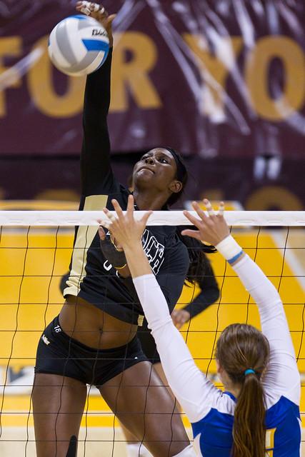 NCAA Women's Volleyball- LBSU vs UCSB-8 | Flickr - Photo ...