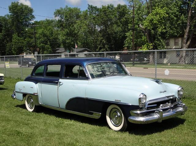 54 Chrysler Windsor Deluxe Flickr Photo Sharing
