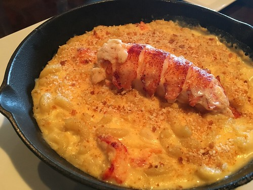 Porters on the Lane - Lobster Mac and Cheese