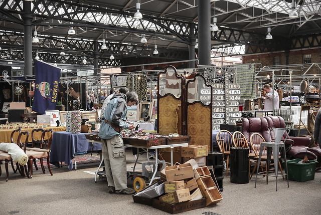 Spitalfields Market - Thursday Antique / Vintage Market