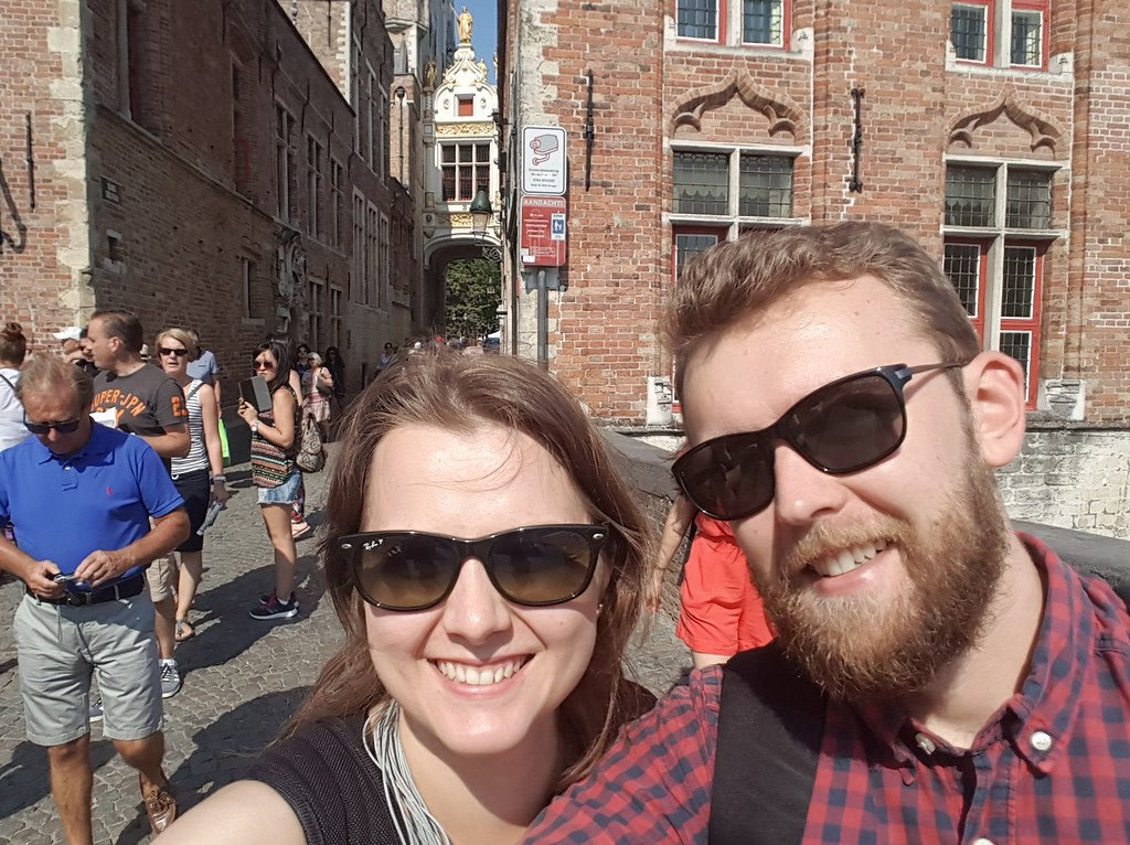 Weekend trip to Bruges