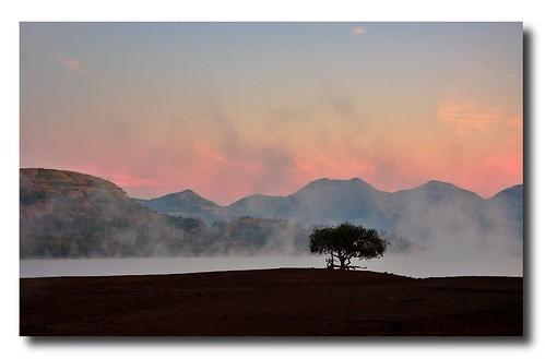 morning india mist water silhouette sunrise landscape deepak gimp maharashtra pune ufraw mulshi tamhini tamhni aroundpune deepaktiwari