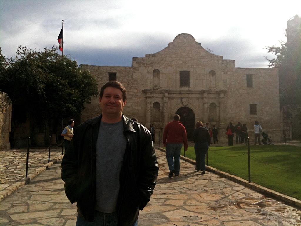 Me And The Alamo