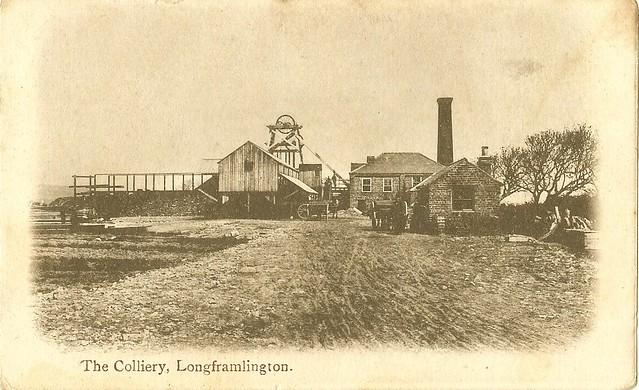 Framlington Colliery  (closed 1931)