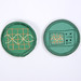 Two Oscilloscope Merit Badges