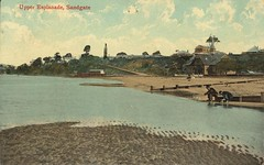 Upper Esplanade and bay views, Sandgate, ca. 1907