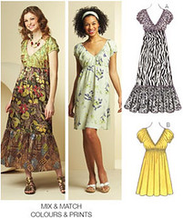 formal wear(0.0), design(0.0), bridesmaid(0.0), day dress(1.0), textile(1.0), gown(1.0), clothing(1.0), yellow(1.0), pattern(1.0), sleeve(1.0), cocktail dress(1.0), peach(1.0), fashion design(1.0), dress(1.0),