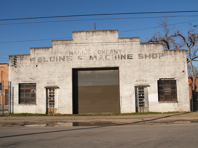 houston area machine shops