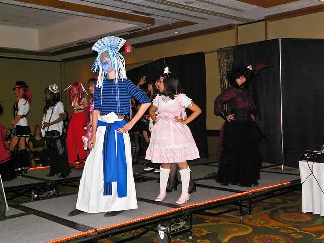 J-Fashion Show - Saboten Con 2009