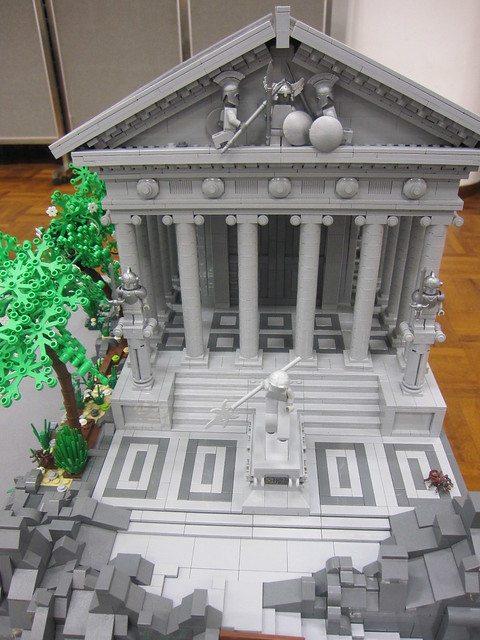 LEGO Churches & Temples 3 - a gallery on Flickr