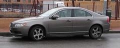 automobile, automotive exterior, wheel, vehicle, full-size car, mid-size car, volvo s80, compact car, volvo cars, sedan, land vehicle, luxury vehicle,