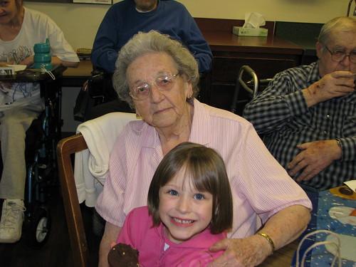 Santa Visiting Nursing Home 2008