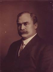 Photograph of E.F.B. Johnston