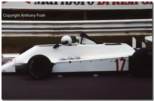 Ants In Car >> Geoff Lees Shadow Ford Cosworth DN12 1980 British GP Brands Hatch | Flickr - Photo Sharing!