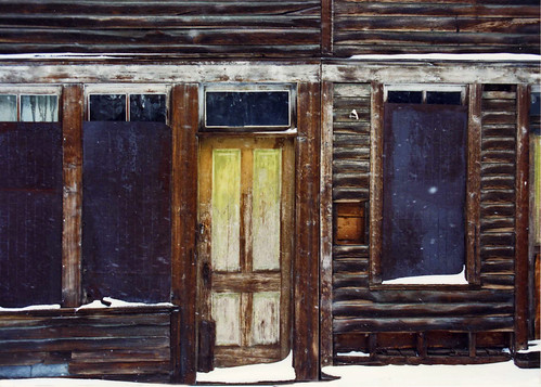 Green Door, St Elmo, CO