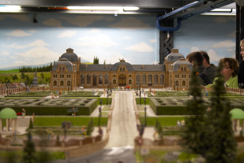 Miniature Palace by Andrey Belenko, on Flickr