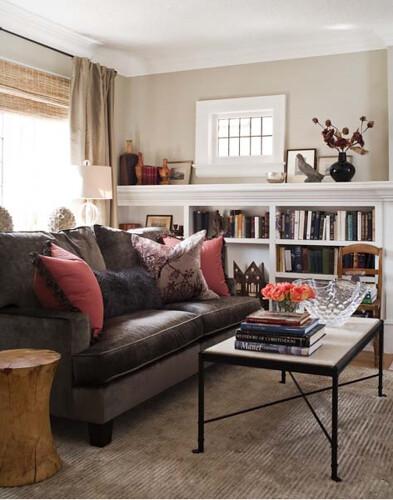 Warm & Cozy Living Room | Flickr - Photo Sharing!