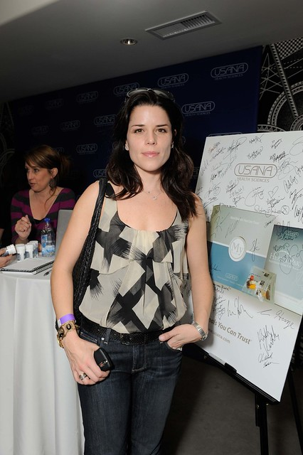 Header of Neve Campbell
