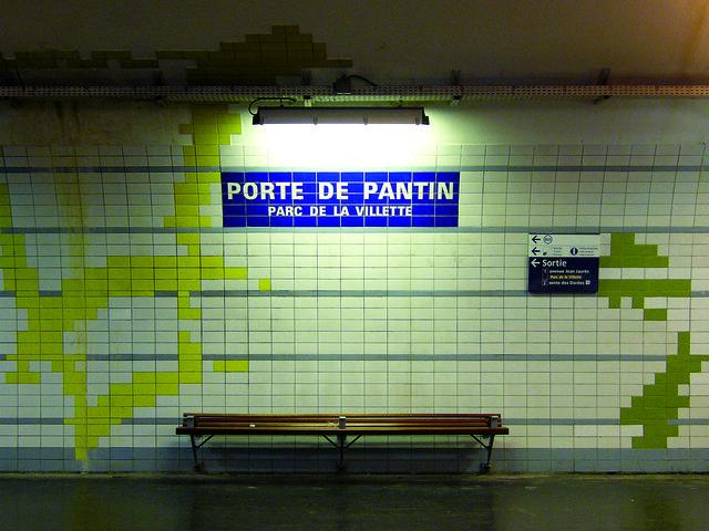 m 233 tro parisien ligne 5 porte de pantin parc de la villette flickr photo