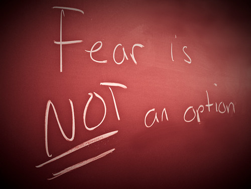 Fear is Not an Option - 41/365