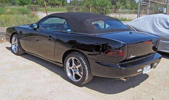 2007 Avanti Convertible Rear 3q Flickr Photo Sharing