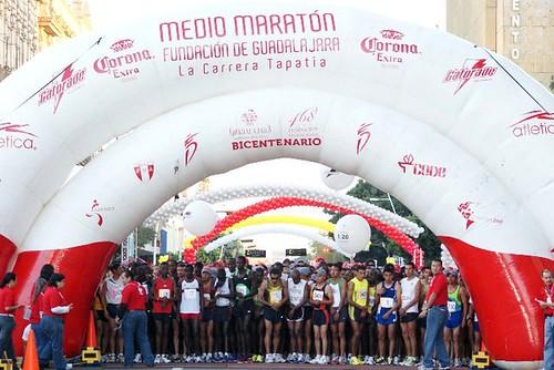 Calendario de Carreras en Guadalajara 2013