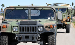armored car, army, automobile, automotive exterior, military vehicle, sport utility vehicle, vehicle, hummer h1, off-roading, humvee, off-road vehicle, bumper, land vehicle, military, motor vehicle,