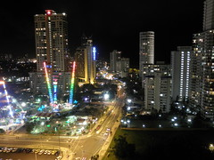 Surfer's Paradise From The 19th Floor