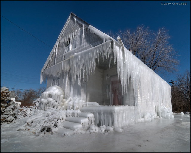 Ice House Flickr Photo Sharing