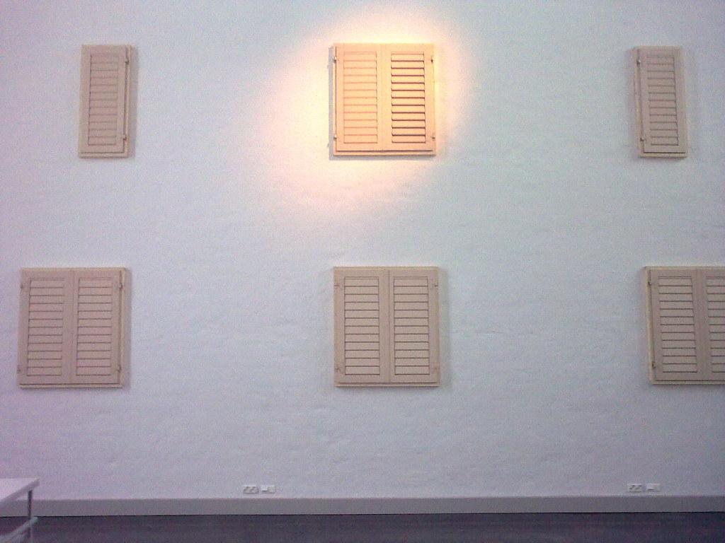 Denise Ziegler's window shutters