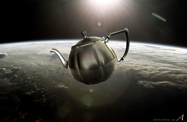 Bertrand Russell's Teapot