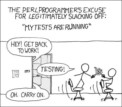Enterprise Perl